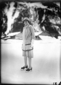 009---A-female-ice-skater-wearing-a-Chanel-outfit,-in-a-smart-Swiss-resort-in-1926-�-Seeberger-Freres