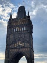 Torre del puente Ciudad Vieja