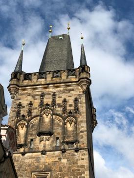 Torre del puente de Malá Strana