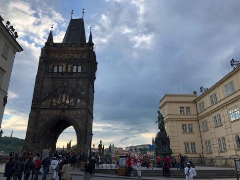 Torre puente ciudad vieja 1